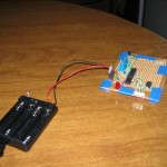 Light and Temp Logger + Battery Pack